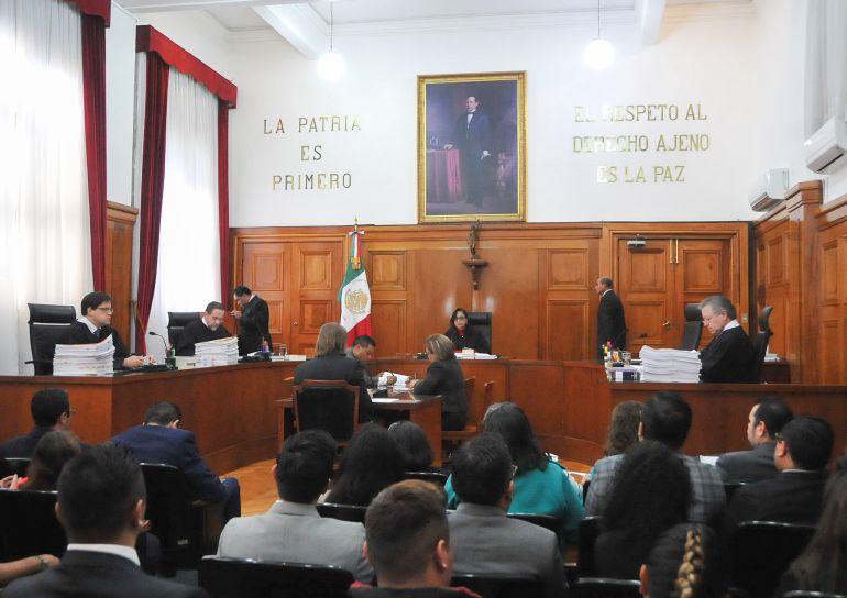Corte rechaza impugnaciones a Ley de Seguridad de comisiones de DH
