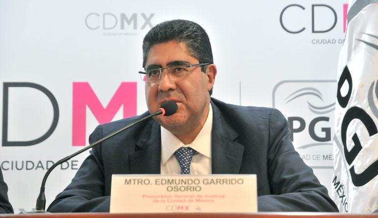 Procuraduría reconstruye la ruta que siguió Marco Antonio