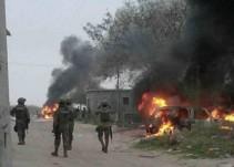 Se registran enfrentamientos en Reynosa