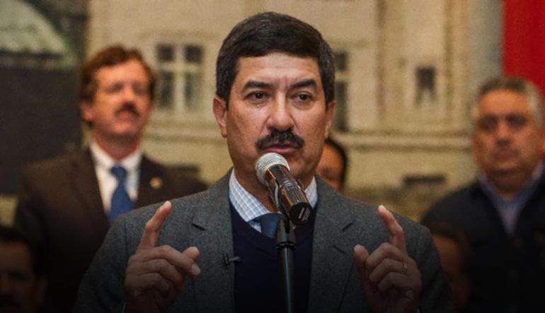 Presenta Corral jurado ante la SCJN controversia de la LSI