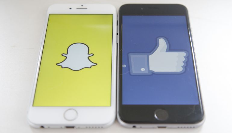 Facebook, Snapchat, Instagram, Jóvenes: Los jóvenes cambian Facebook por Snapchat