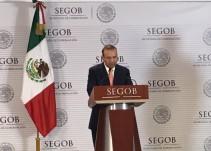 Seguimiento de Anaya se pactó con gobierno de Veracruz por motivos de seguridad: Segob