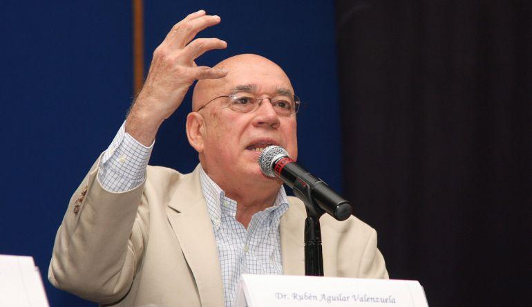 """Precampaña Rubén Aguilar: """"La precampaña fue una payasada"""": Rubén Aguilar"""