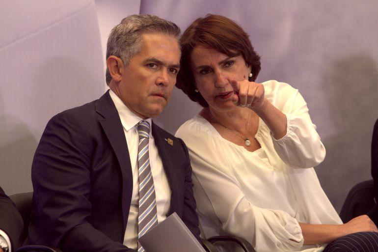 Mancera anuncia cambios en Gobierno y Sedeso