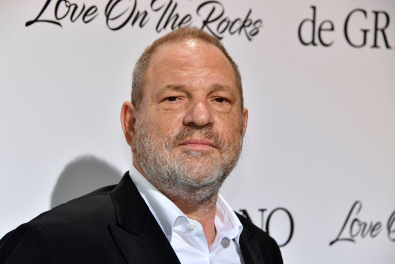 Harvey Weinstein, abuso sexual: Productora de Weinstein se declara en bancarota