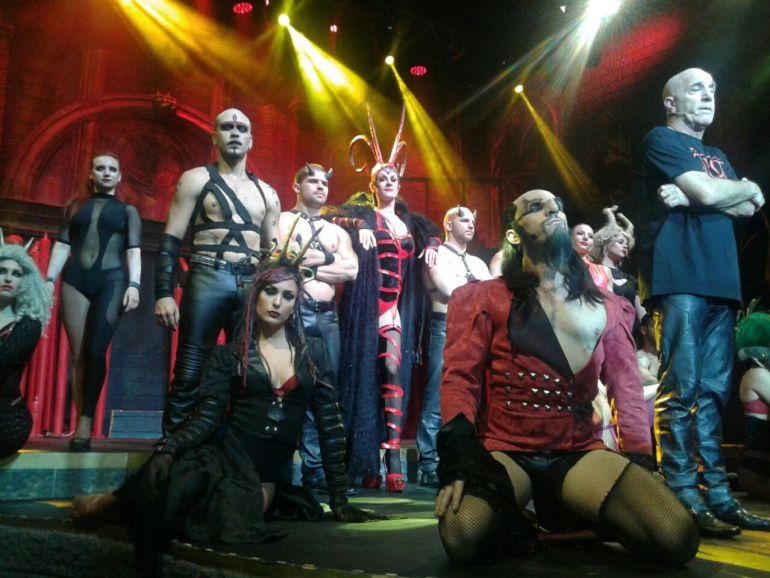 Circo de los Horrores: Llega el Cabaret Maldito al Circo de los Horrores