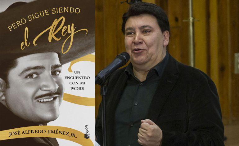 Pero sigue siendo El rey, el libro de José Alfredo Jiménez