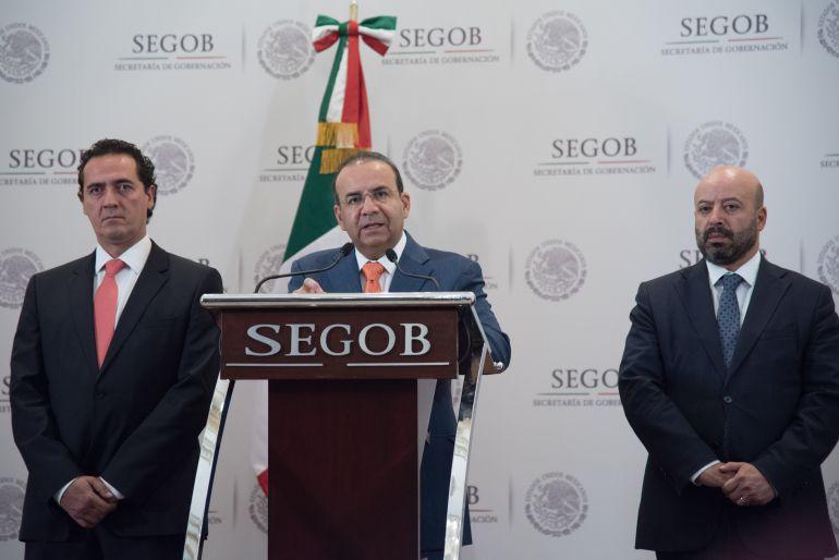 Movimiento Ciudadano rompe relaciones con Gobierno de Peña Nieto