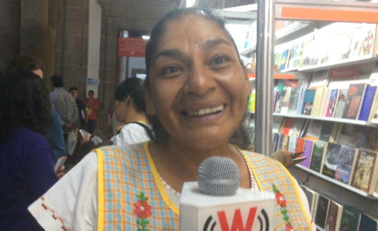 """albur, Lourdes Ruiz: """"Que se la jueguen bien """", dice la Reina del Albur a candidatos presidenciales"""