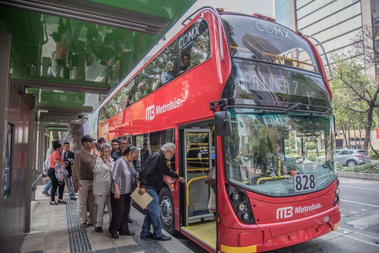 Metrobús, L7: Denuncian en la ALDF que la L7 arrancó sin contrato con CFE y otros pendientes