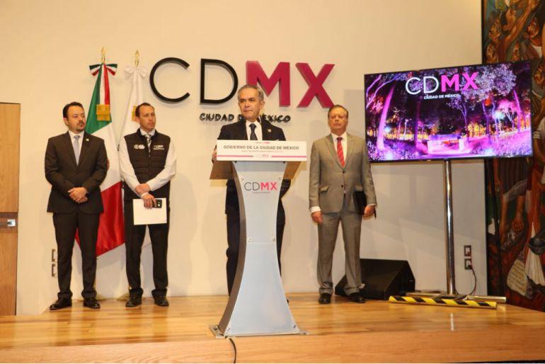 Hay cierre de válvulas de agua en la CDMX con fines políticos: Mancera