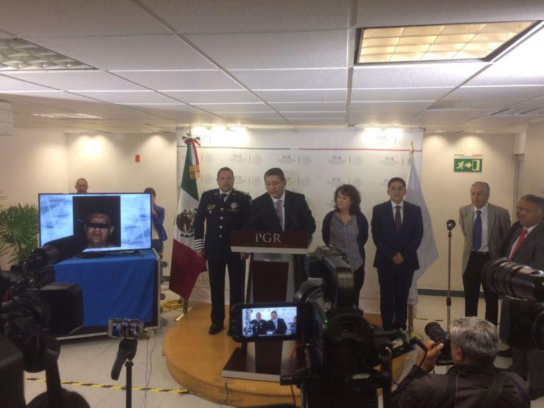 Erick Uriel, Ayotzinapa: PF detiene a 'La Rana', implicado en caso Ayotzinapa