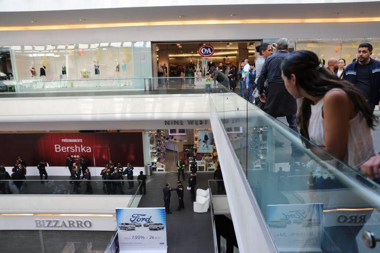 Feminicida y autor de la balacera en Reforma 222 cae en coma
