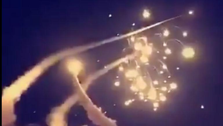 Así interceptó Arabia Saudita 7 misiles balisticos: Así interceptó Arabia Saudita 7 misiles balisticos