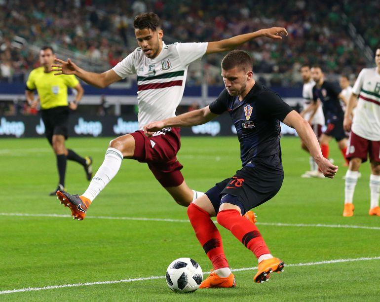 VIDEO: El gol y las jugadas del México VS Croacia: VIDEO: El gol y las jugadas del México VS Croacia