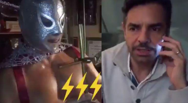 Eugenio Derbez publicó video sobre el Jueves Santo: Eugenio Derbez publica video sobre el Jueves Santo