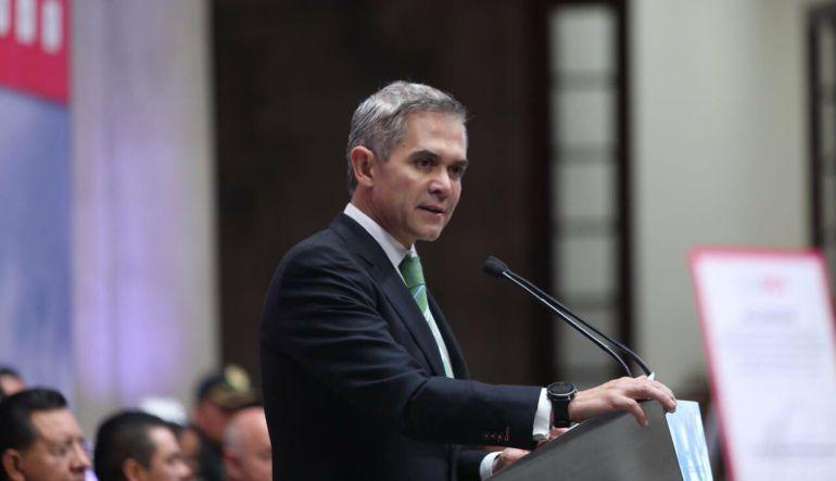 Mancera deja el Gobierno de la CDMX
