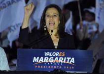 En arranque de campaña Margarita Zavala arremete contra Meade, Anaya y AMLO