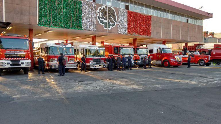 bomberos, CDMX: Exigen nombrar a nuevo director de bomberos