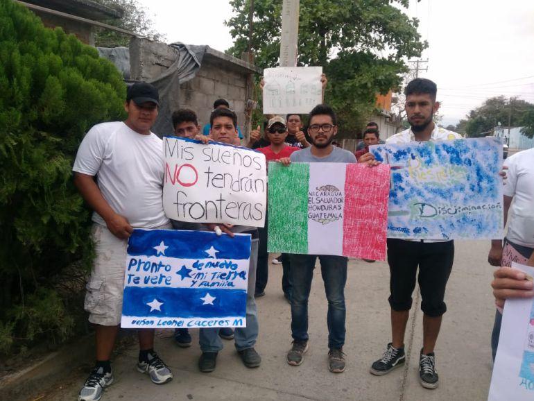 Caravana Viacrucis Migrante: Política migratoria no está sujeta a presiones: Gobierno de México