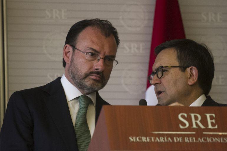 negociación, TLCAN: Aún y con la tensión, México y EU analizan futuro del TLC