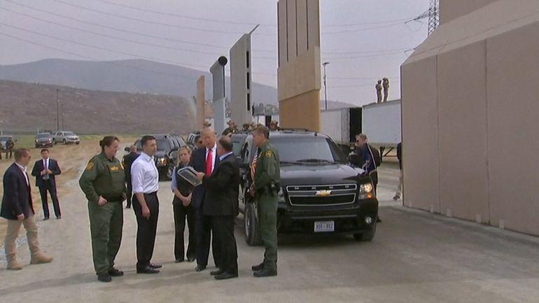 México fijará su posición ante militarización en la frontera de EU: EPN
