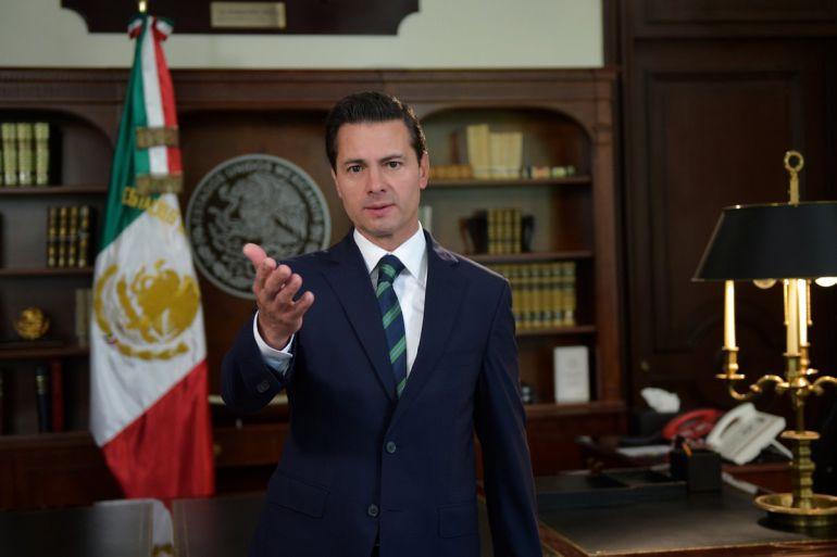 EPN, Trump: Entre Mexico y EU no se justifican actitudes amenazantes: EPN