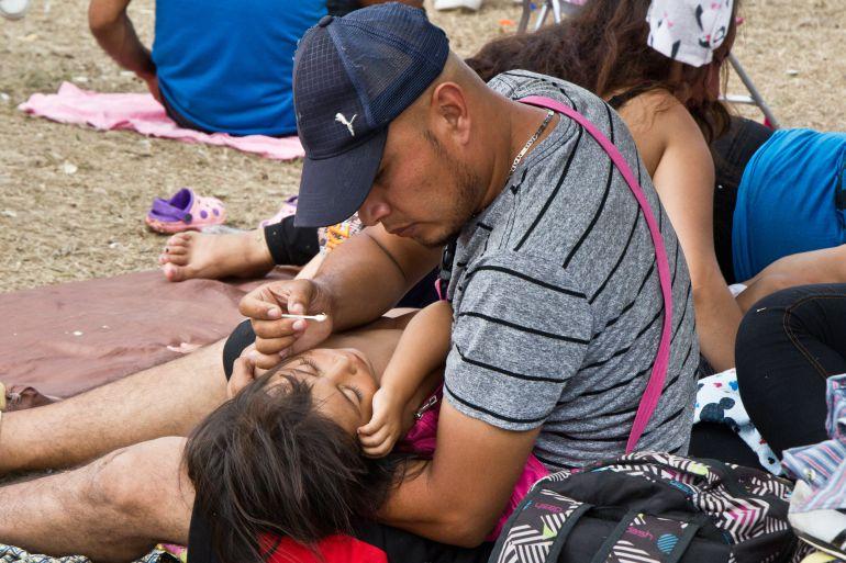 Viacrucis Migrante, Segob: Se deslinda Segob de la dispersión del Viacrucis Migrante