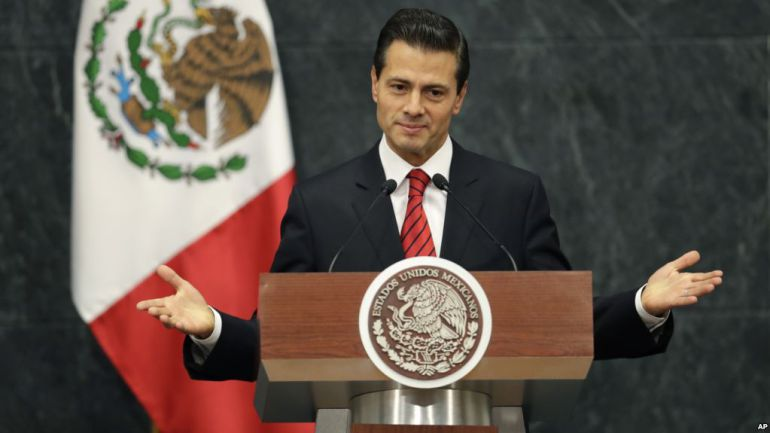 EPN, soberanía: Seguiré defendiendo la soberanía y dignidad de los mexicanos: EPN