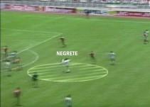 VIDEO: El gol de Manuel Negrete es el mejor gol en un mundial según la FIFA