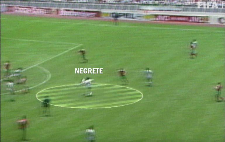 El gol de Manuel Negrete es el mejor gol en un Mundial: VIDEO: El gol de Manuel Negrete es el mejor gol en un mundial según la FIFA