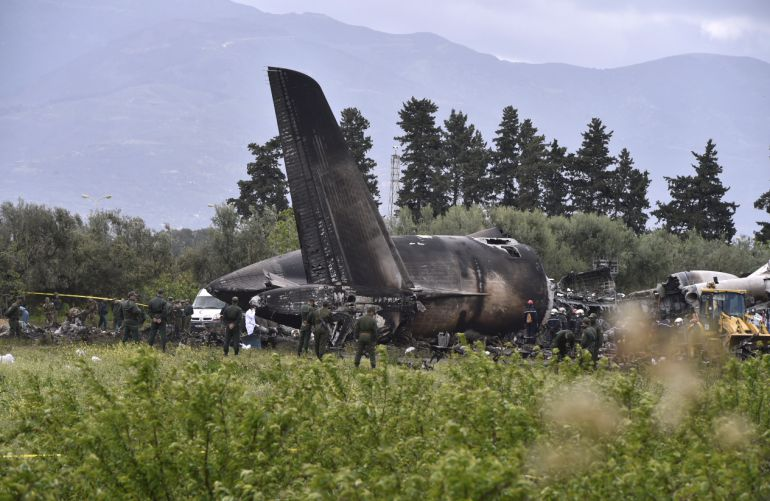 avionazos: Los peores avionazos del mundo