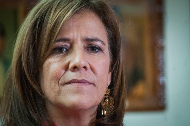 Margarita Zavala promete hacer crecer la economía