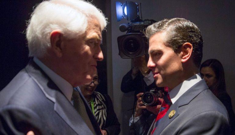 EPN y Mike Pence se reunirán en Perú