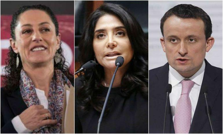 #EnVivo Debate por la Jefatura de Gobierno de la Ciudad de México