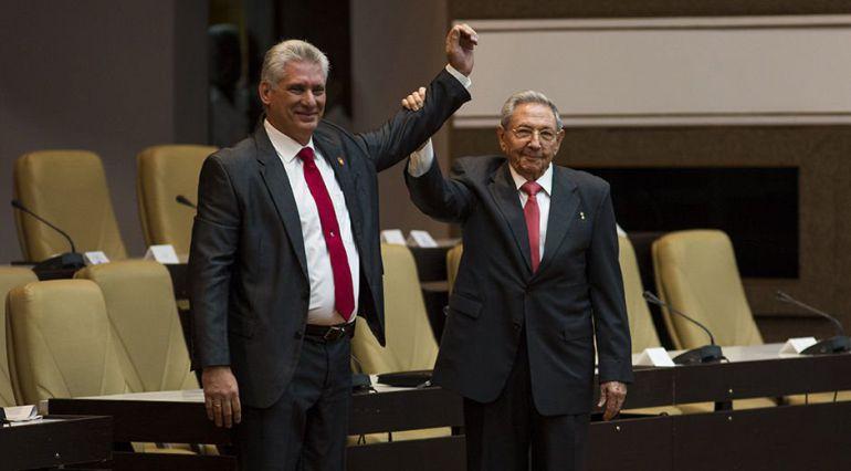 presidente, Cuba: Miguel Díaz-Canel es el nuevo presidente de Cuba