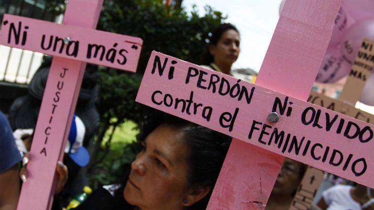 Feminicidio Carcel Mujeres CDMX Estado de México: Se eleva la pena por feminicidio de 40 a 60 años de cárcel