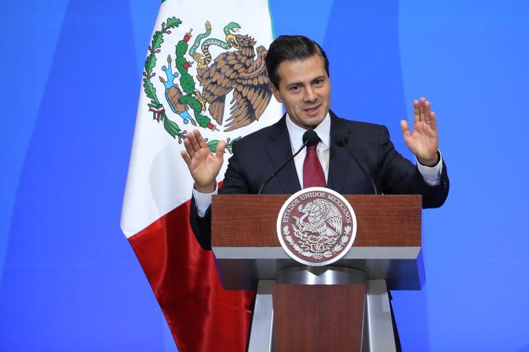 Peña Nieto arriba a Hannover para inaugurar Feria Industrial