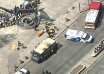Nueve muertos y 16 heridos en atropello múltiple en Toronto