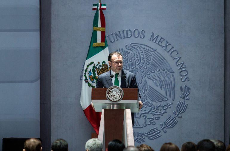 Inaceptable condicionar TLCAN a acciones migratorias: Videgaray