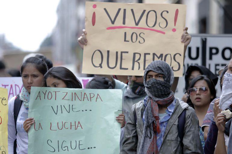 Otorgan amnistía a detenidos por marchas de diciembre