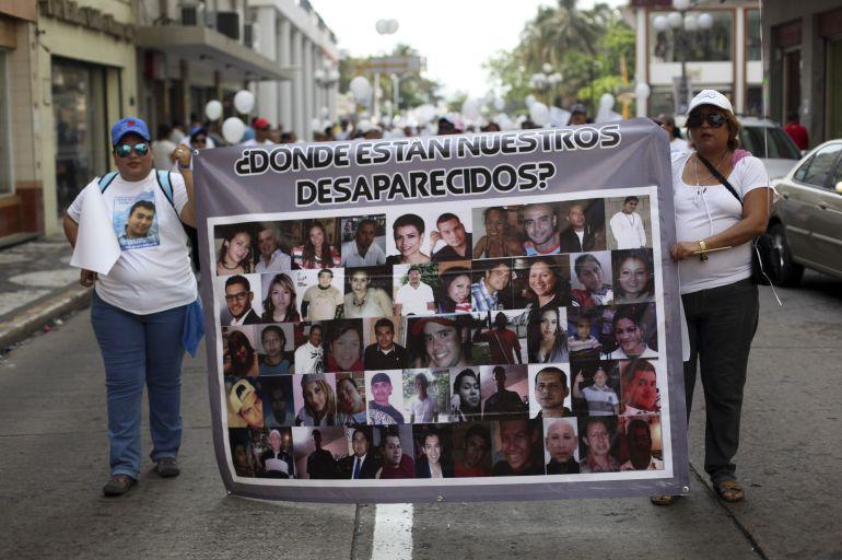 rastreadoras, desaparecidos: Somos rastreadoras… las locas que hacen el trabajo del gobierno