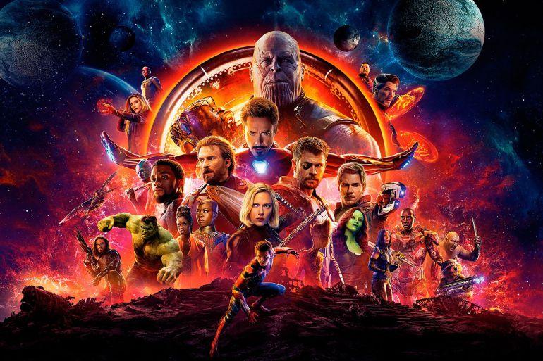 The Avengers Infinity War: The Avengers: Infinity War rompe récord en su estreno