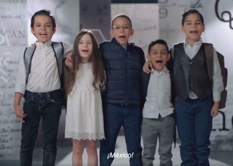INE avala spot con niños de 'Mexicanos Primero'