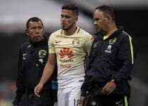 Bruno Valdez y Cecilio Domínguez involucrados en un accidente automovilístico en Periférico