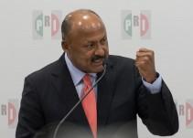 Rene Juárez llama a priistas a cerrar filas con Meade para frenar a intolerantes