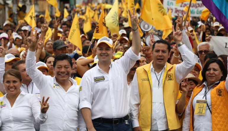 """""""Morelos merece más"""": Rodrigo Gayosso"""