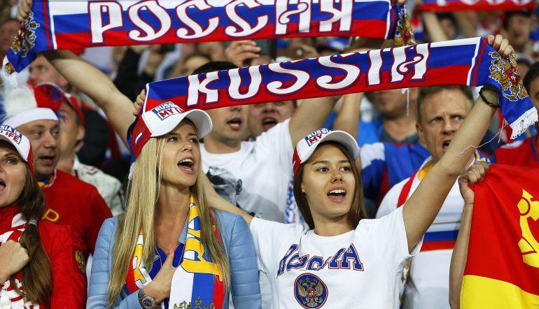 FIFA sanciona a Rusia por cánticos racistas: FIFA sanciona a Rusia por cánticos racistas
