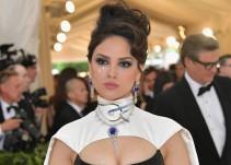 Eiza González, embellece la Gala del Met