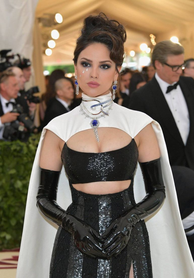 Eiza González, embellece la Gala del Met: Eiza González, embellece la Gala del Met